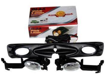 DLAA Fog Lamps Set For Honda Amaze 2013 - 2015