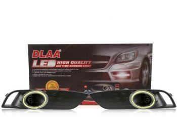 DLAA Fog Lamps DLR Set For Hyundai Venue