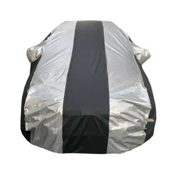 Recaro Car Body Cover Spyro Dc For Hyundai Santro 2018 - 2020 : Waterproof