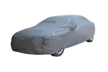 Recaro Car Body Cover Spyro Grey Maruti Suzuki Wagon R 2019 - 2022 : Waterproof
