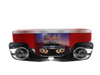 DLAA Fog lamp Set For Maruti Suzuki Swift (With Chrome) 2018 - 2022