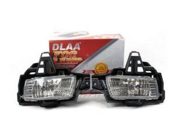 DLAA Fog Lamps Set For Toyota Innova 2008 - 2011