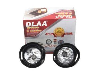 DLLA Fog Lamps Set For Etios
