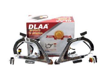 DLAA Fog Lamps Set For Crysta 2018 - 2020 ( No Fog Lamp )