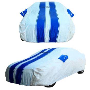 Recaro Car Body Cover X5 Series Skoda Kushaq With Antenna Pocket
